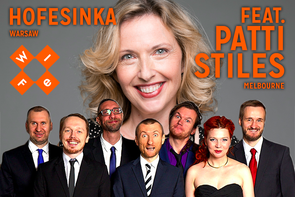 Hofesinka feat. Patti Stiles